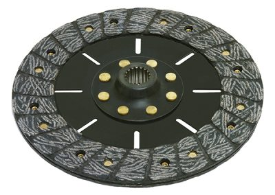 Performance and Racing KUSH LOCK Type Solid Hub Clutch Disc