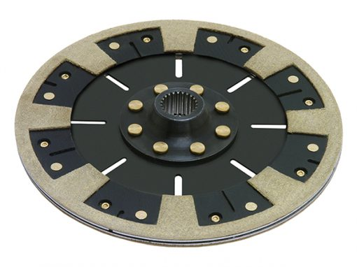 Performance and Racing KEVLAR Solid Hub Clutch Disc