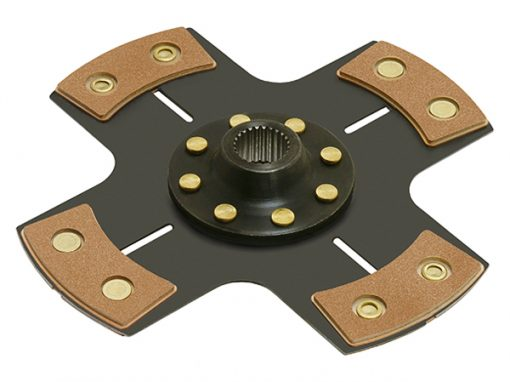 "Racing 4 Button ""QUICK LOCK™"" Solid Hub (Clutch Disc)"