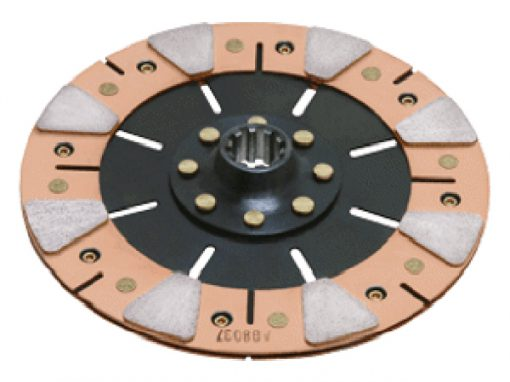 "Racing  ""COPPER-COPPER PRO™"" Solid Hub (Clutch Disc)"