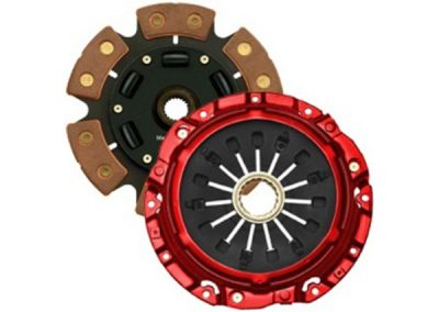 Clutch Kit Package Stage 4
